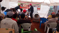DryDev farmer training on  production and marketing of indigenous chicken.