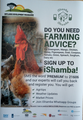 Sustainable access to farming and Marketing info