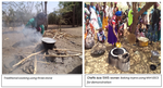 Triple wins of Energy Efficient Cooking Stoves(EECS)-DryDev Boset